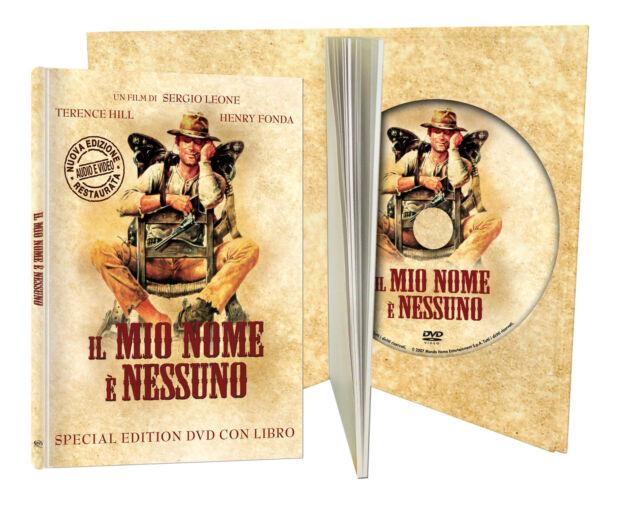 Dvd IL MIO NOME E' NESSUNO - (Dvd+Libro) ** Henry Fonda, Terence Hill **...NUOVO