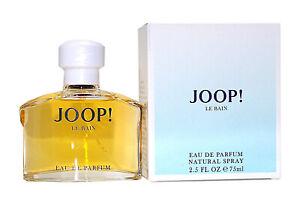 JOOP-LE-BAIN-Eau-de-Parfum-Spray-75-ml-EdP-Neuware-in-Originalverpackung