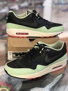 Details about Nike Air Max 1 FB BLACK FRESH MINT GREEN PINK WHITE YEEZY 579920 066 Size 10
