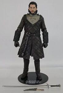 McFarlane-Game-of-Thrones-Jon-Snow-Stark-6-034-Figure-complet-Dragonglass-Longclaw