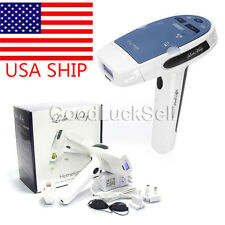 IPL Laser Permanent Hair Removal Machine&Skin Rejuvenation + 2 Cartridges Heads