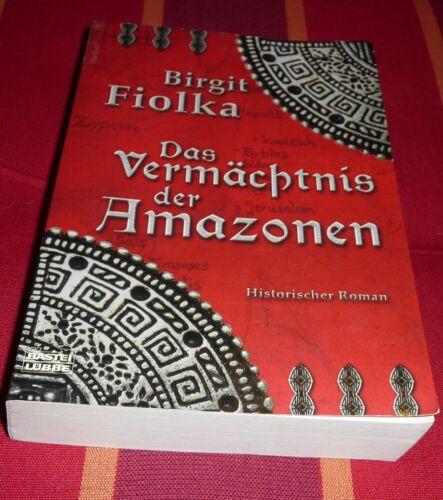1 von 1 - Birgit Fiolka  Das Vermächtnis der Amazonen