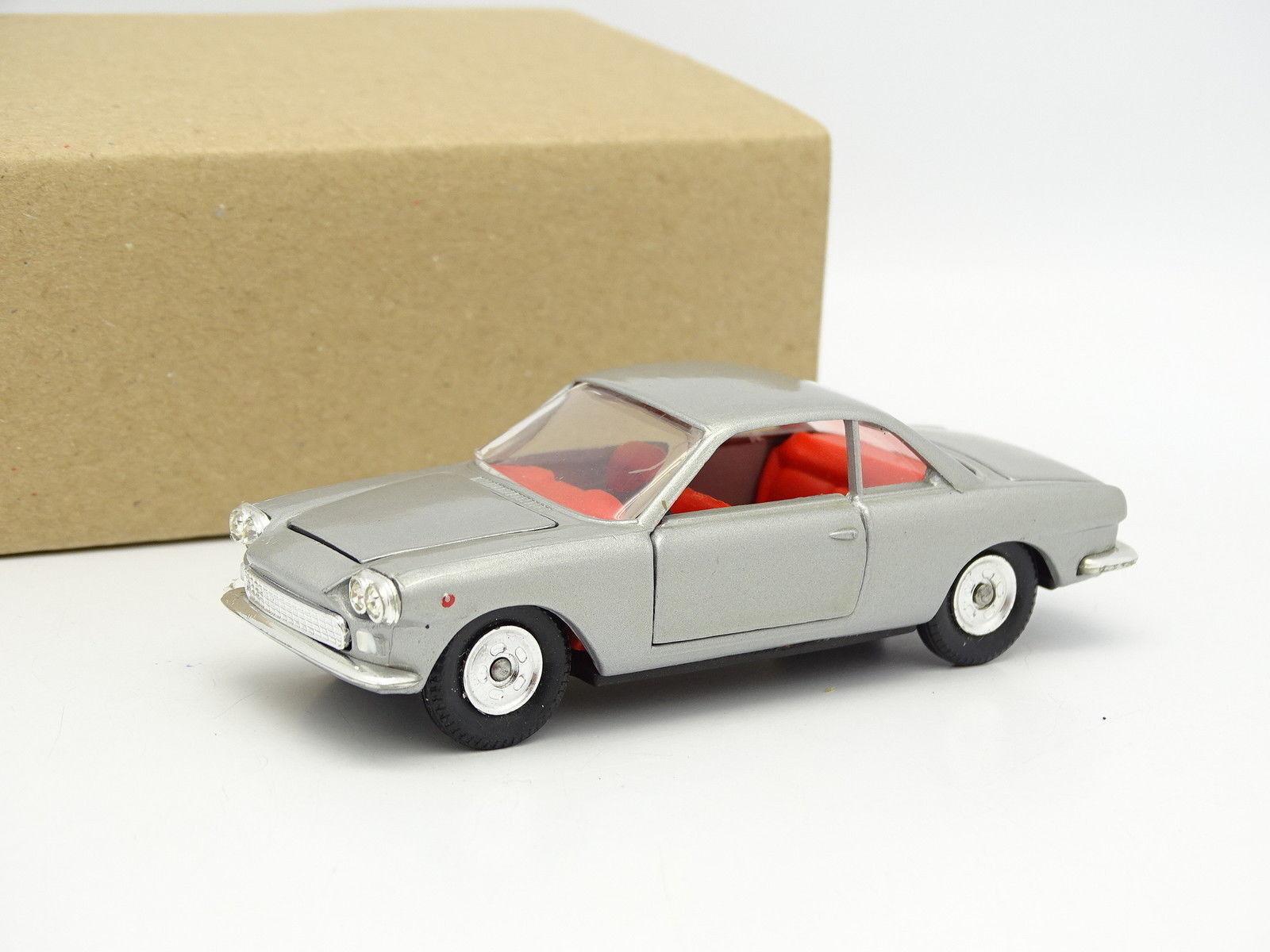 PoliJuguetes 1 43 - Fiat Siata 1500 gris 502