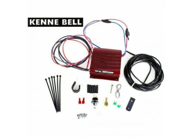 Kenne Bell Boost-A-Pump (BAP) 40 Amp / 17.5V Forced Induction Universal Version