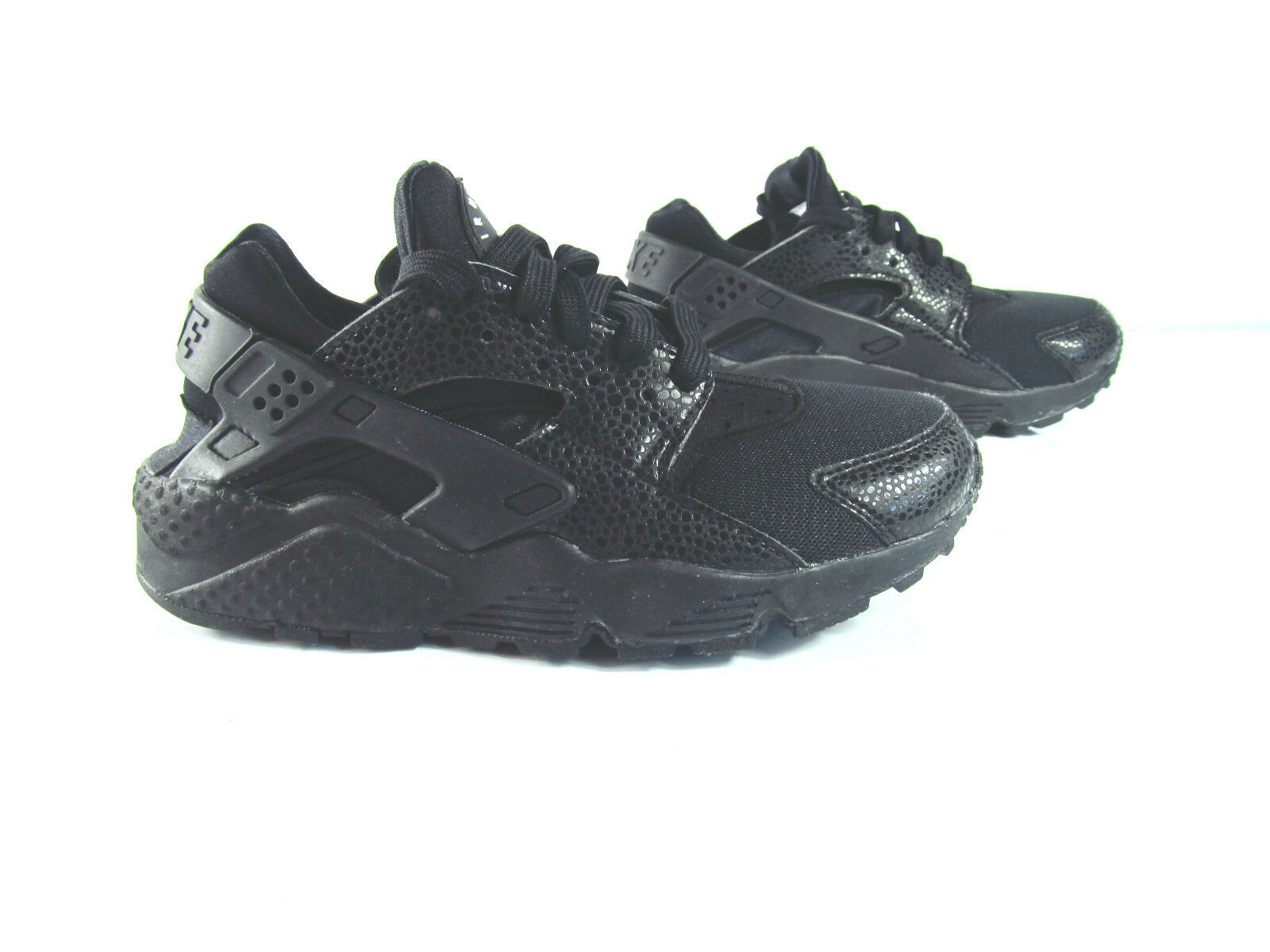 Nike Lizard Air Huarache Triple Noir Lizard Nike Sneaker Eur_35.5 US_5 UK_2.5 a6e318