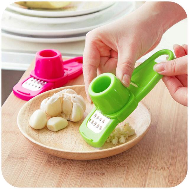 Mini DIY Cooking Ginger Garlic Grinding Planer Kitchen Tool Dining Gadget Green
