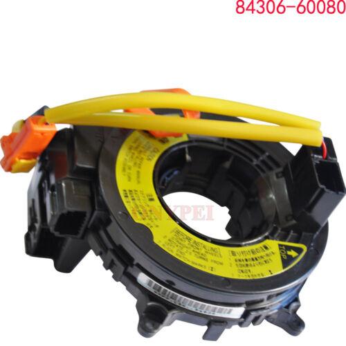 84306-60080 Spiral Cable Clock Spring for Toyota 03-09 4Runner FJ Cruiser Lexus