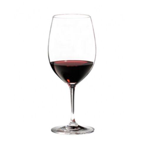 Box of 2 Riedel Vinum Cabernet Sauvignon Merlot Bordeaux
