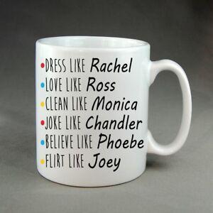 Das Bild Wird Geladen Friends TV Show Becher Tasse Weihnachten Geburtstag Geschenk