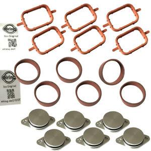 OEM Drallklappen Reparatur Set für BMW 6x 32mm 5-ER E60 E61 525-d 530-d 535-d