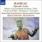 Rameau: Operatic Arias (CD, Sep-2007, Naxos (Distributor))