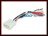 Car Stereo Aux In & Steering Wheel Audio Radio Controls Wire Harness Plug on sale