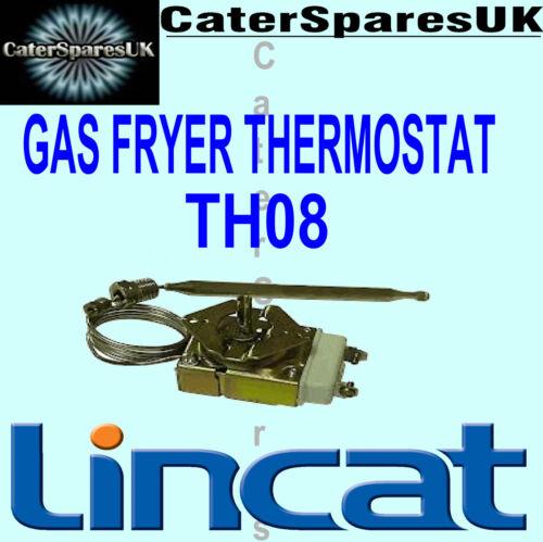 GENUINE TH08 LINCAT MILLIVOLT CONTROL THERMOSTAT OPUS DF4 J5 J10 MV FRYER