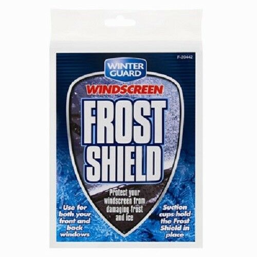 1x FROST SHIELD Dust Cover Ice Snow Protector Car Windscreen Front Rear Window