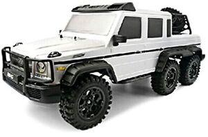 hg p601 1 10 2 4g 6wd rc crawler rtr 6 wheel rc jeep mercedes g wagon style g63 ebay. Black Bedroom Furniture Sets. Home Design Ideas