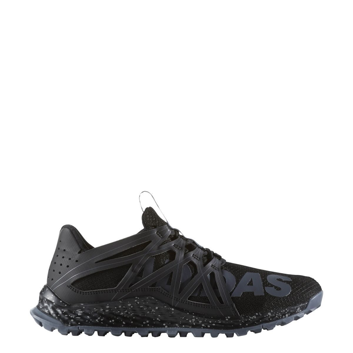 NWT Homme Adidas Vigor Bounce Noir Athletic Trail Chaussures BW032018 Kanadia Thrasher