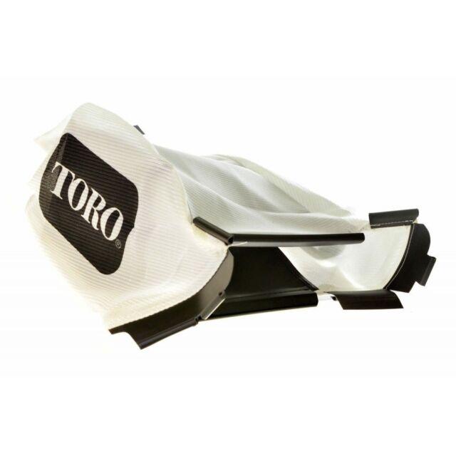 Genuine Toro 107-3779 Grass Bag CLOTH OEM Lawn Mowers 20016 20017 20018 20019