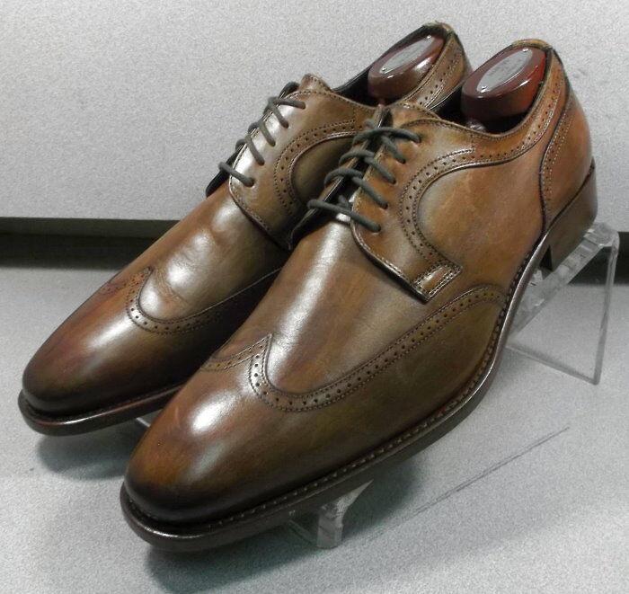 242604 Bcourir Moyen PFi60 Chaussures Hommes 10.5 cuir Made in  Johnston Murphy