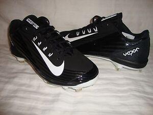 b1d1263a8 Nike 683895 Mens Lunar Vapor Pro Low Metal Baseball Cleat Sz 11.5 ...