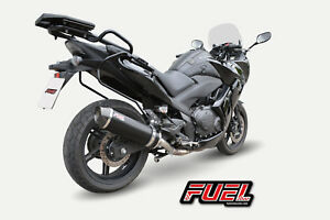 CBF1000F-GT-11-Diablo-Black-S-S-Oval-Midi-UK-Road-Legal-Exhaust-Carbon-Cap