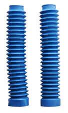 Blue Fork Gaiters for: Suzuki DR200 SE DJEBEL 96-07