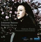 Brahms: Sinfonien Nr. 3 & 4 Super Audio Hybrid CD (CD, Jul-2013, Oehms)
