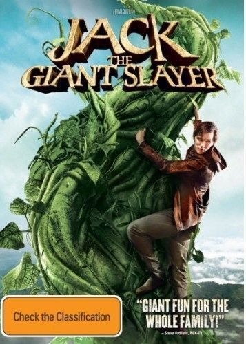 1 of 1 - Jack The Giant Slayer DVD
