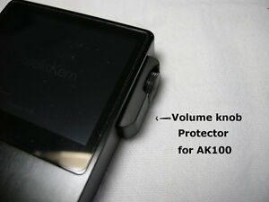 Volume-Knob-Protector2-Compatible-with-Dignis-Leather-case-for-IRIVER-AK100