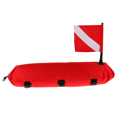 Inflatable Scuba Diving Float Buoy /& Dive Flag for Free Diving Spearfishing