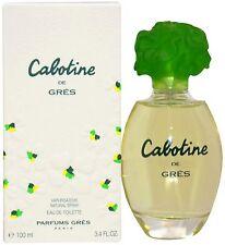 Cabotine by Parfums Gres Women's Eau De Toilette Spray 3.4 oz