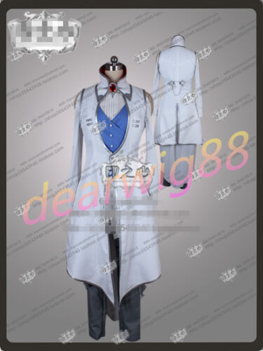 New Amine COSPLAY RWBY Winter Schnee Full Suits Cosplay Costume Free Shipping