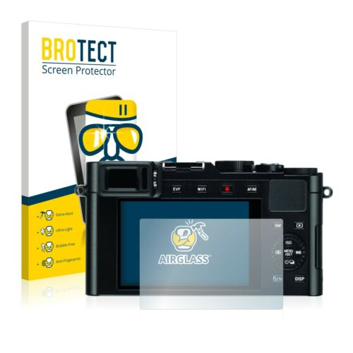 Typ 109 Protector de pantalla para Leica D-Lux Vidrio Templado Film De Protección