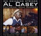 Six Swinging Strings von Len Skeat,Gene Casey Al & Rodgers,Ronnie Verrell (2014)