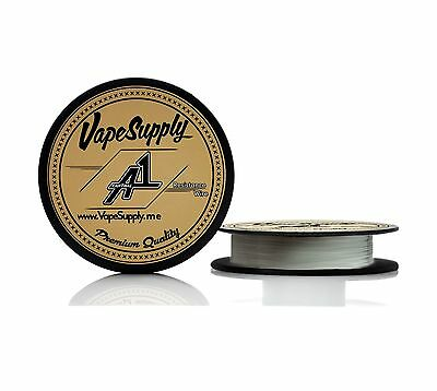 VapeSupply's 18 20 22 24 26 28 30 32 34 Gauge A1 Resistance Wire 25 50 100 FT
