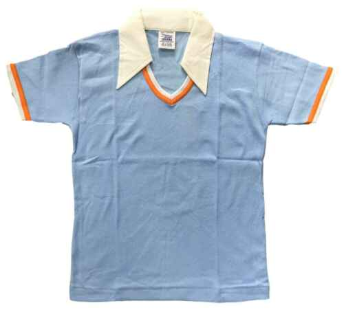 BOYS POLO T SHIRTS OPEN COLLAR V NECK 3-10 YEARS CASUAL TOPS 7 COLOURS NEW