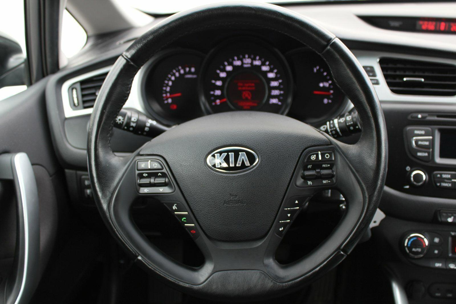 Kia Ceed 1,4 CVVT Family+ SW - billede 6