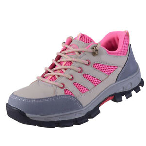 Women's Safety Shoes Work Shoes Steel Toe Shoes Work and