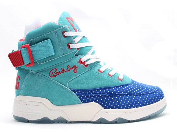 Ewing Athletics 33 Hi Limited Edition All Star Miami 1990 Ewing Sneakers 5