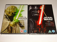 Star Wars - The Complete Film Saga Collection: Episodes 1-6 NEW / SEALED DVD SET
