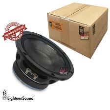 18 Sound 8MB500 Mid-Bass Ferrite Transducer 8 Ohm Peak Power 800W Free Shipping