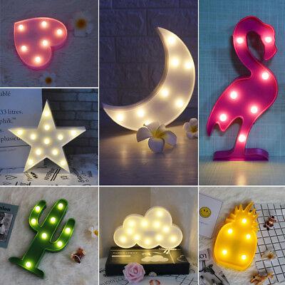 Children Kids Bedroom Bedside Lamp