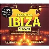 Various-Artists-Essential-Ibiza-Six-CD-Highly-Rated-eBay-Seller-Great-Prices