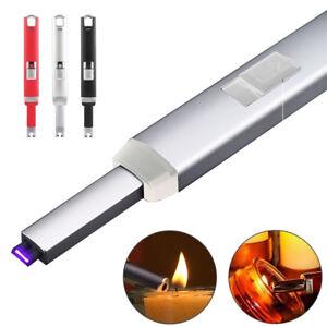 Electric-Arc-Cigarette-Lighter-Plasma-Windproof-USB-Recharge-Lighter