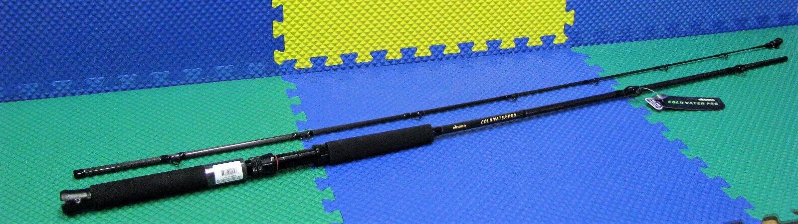 Okuma Coldwater Pro Trolling  Rod 9' 0  2PC MH Power CWP-WL-902MH  supply quality product