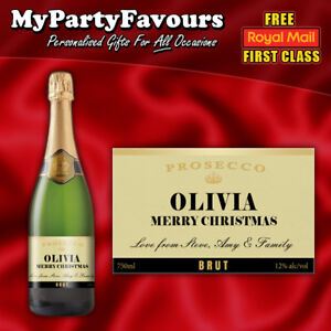 2-x-Personalised-Prosecco-Champagne-Bottle-Labels-Gold-Christmas-Gift