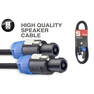 Stagg SSP10SS15 10m Speakon Speaker Cable