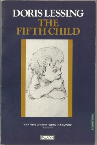 1 of 1 - The Fifth Child by Doris Lessing (Paperback, 1989)