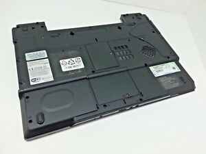 Toshiba Satellite M45 / M45-S265 Bottom Base Case + Speakers +
