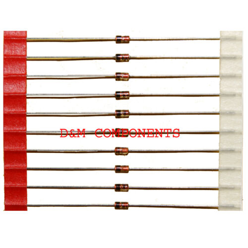 1N4148 Ultra Fast Switching Diode 150mA 100V Pack of 10 25 50 or 100