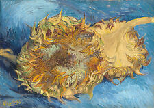 Van Gogh: Paintings: Sunflowers, 1887 - Fine Art Print